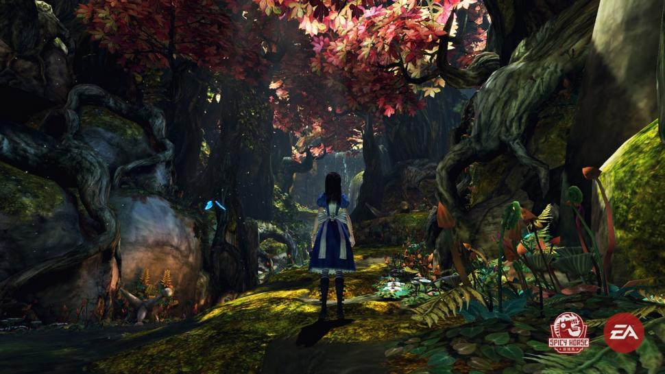 Die ersten Screenshots aus Alice: Madness Returns.
