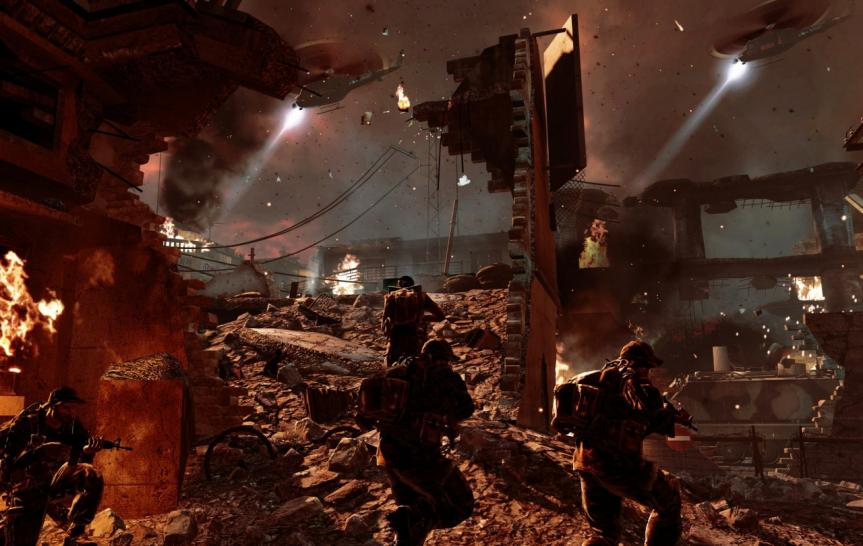 Aktuelle Screenshots zu Call of Duty: Black Ops. (1)