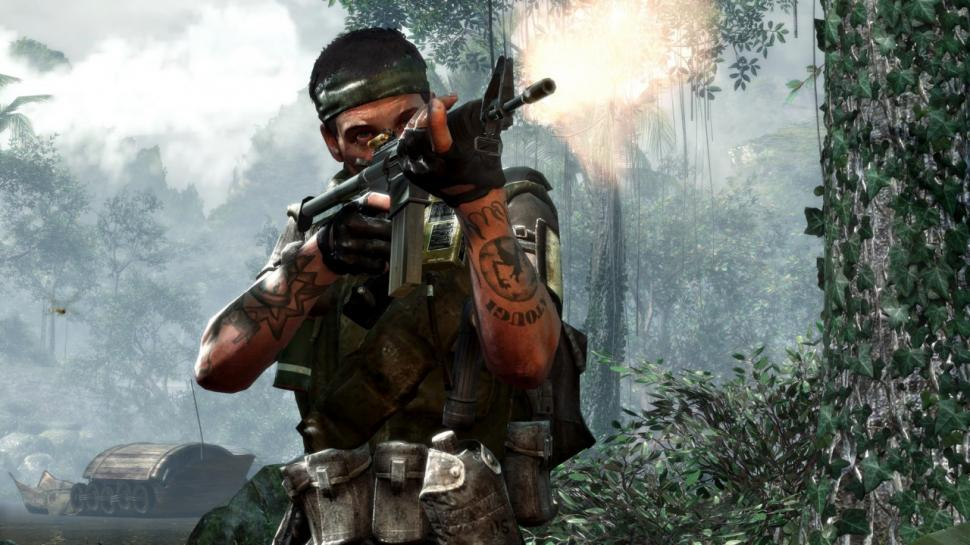 Multiplayer-Vehikel für Call of Duty: Black Ops geplant. (1)