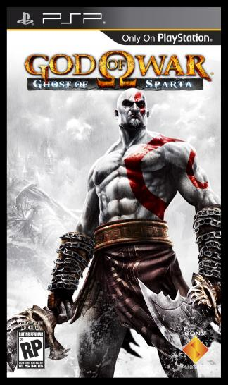 Das Packshot zu God of War: Ghost of Sparta.