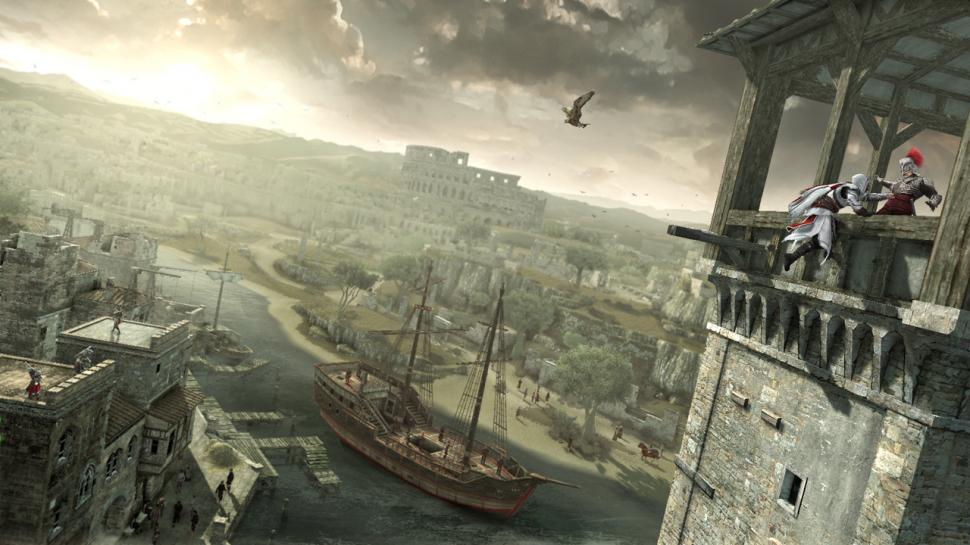 Assassin's Creed: Brotherhood (2)