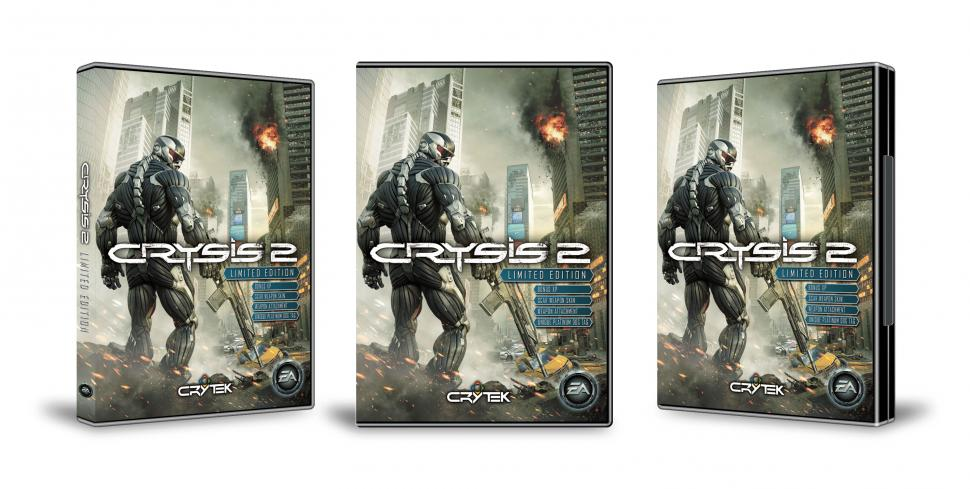 Die Limited Editions zu Crysis 2. (1)