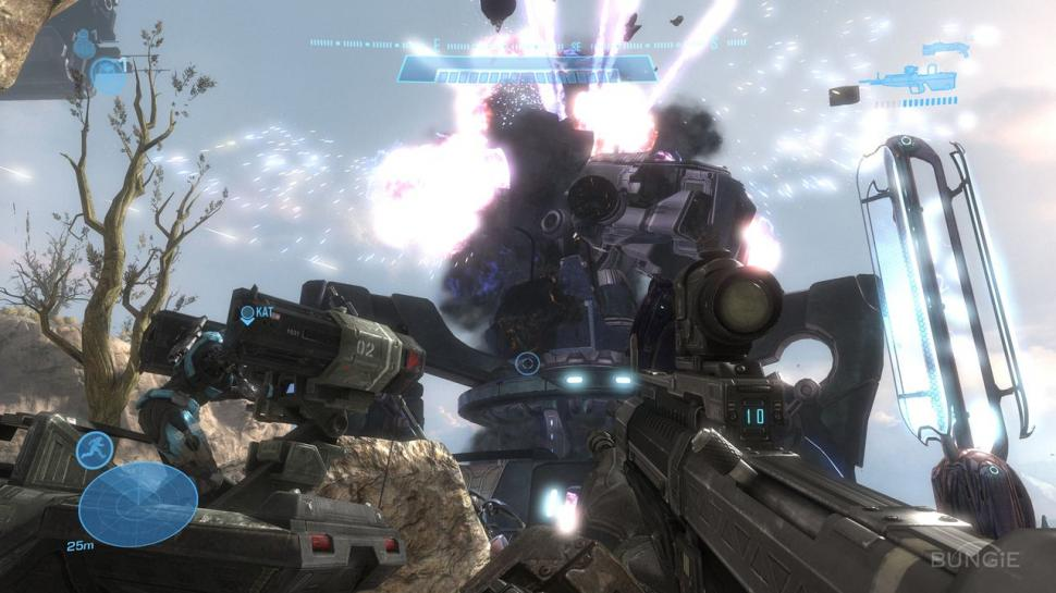 Aktuelle Screenshots aus Halo: Reach. (1)
