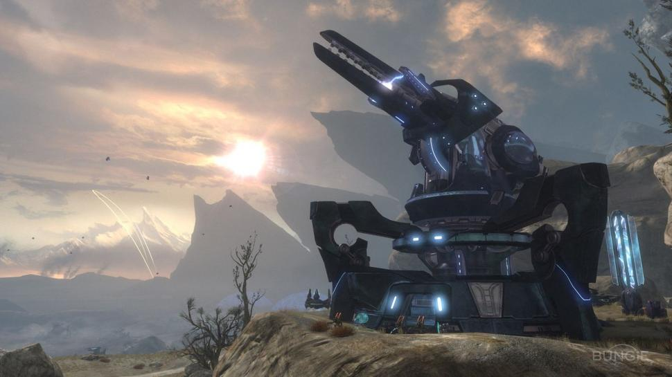 Screenshots aus Halo: Reach für Xbox 360. (1)