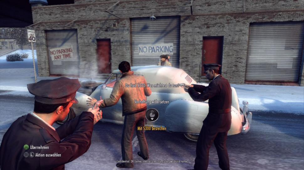 Screenshots aus Mafia 2. (1)