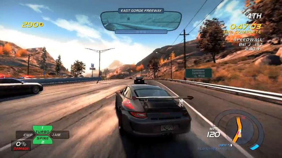 Aktuelle Screenshots aus Need for Speed: Hot Pursuit. (1)