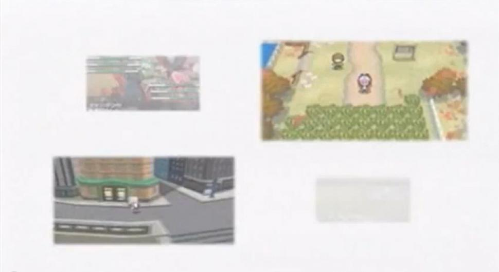 Bilder aus dem neuen Trailer zu Pokémon Black and White. (1)