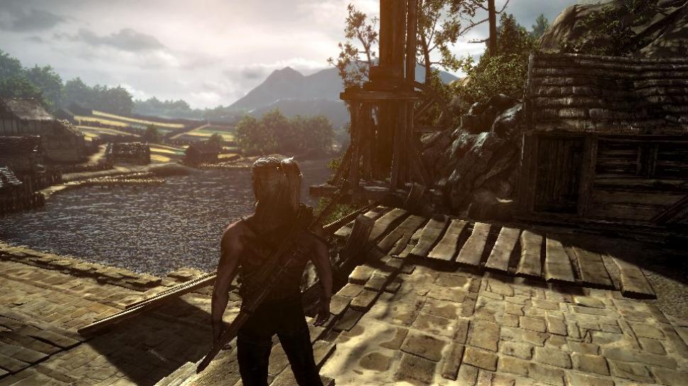 Screenshots aus The Witcher 2. Die Xbox-360-Version erscheint am 17. April. (1)