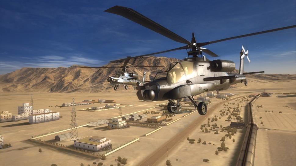 Текущий показываемый скриншот из игры strong em Tom Clancy's H.A.W.X. 2