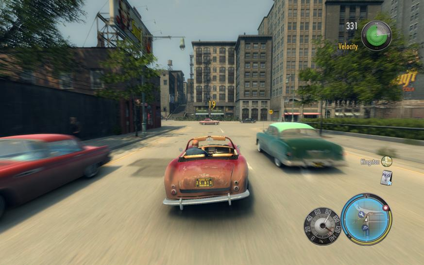 Die ersten Screenshots aus Mafia 2: The Betrayal of Jimmy (1)