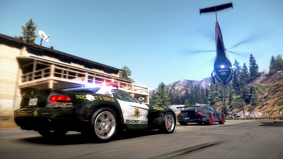 Need for Speed: Hot Pursuit für PS3 und Xbox 360.