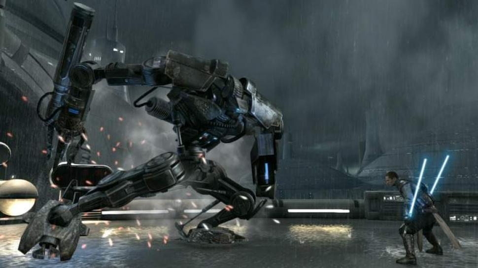 Aktuelle Screenshots zu Star Wars: The Force Unleashed 2. (1)