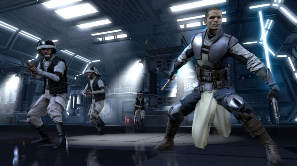 Aktuelle Screenshots aus Star Wars: The Force Unleashed 2. (1)