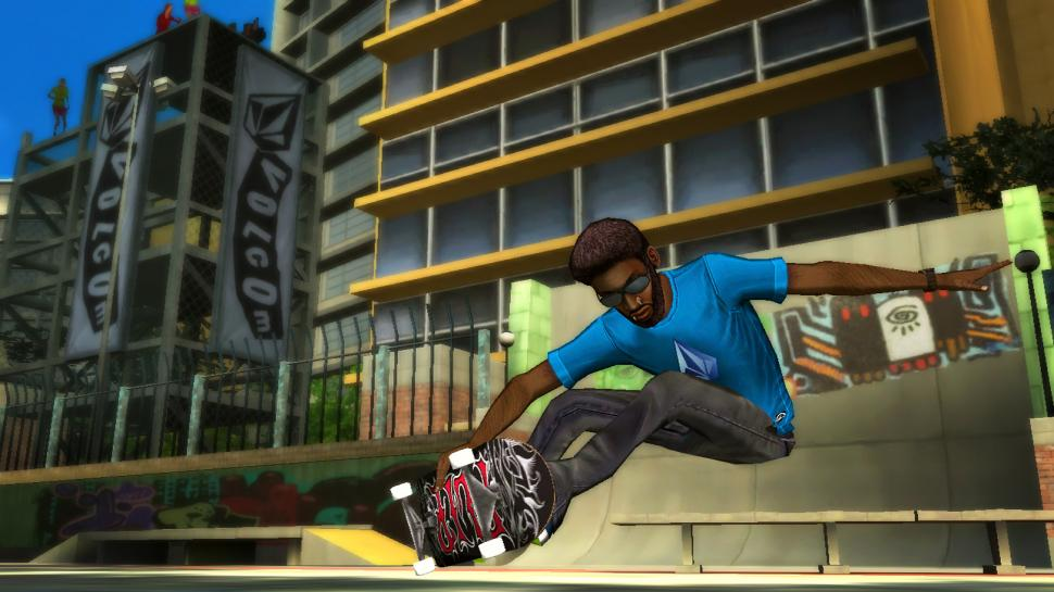 Die ersten Screenshots zu Tony Hawk: Shred. (1)