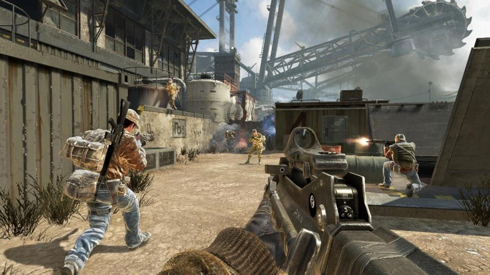 Aktuelle Screenshots aus Call of Duty 7: Black Ops. (1)