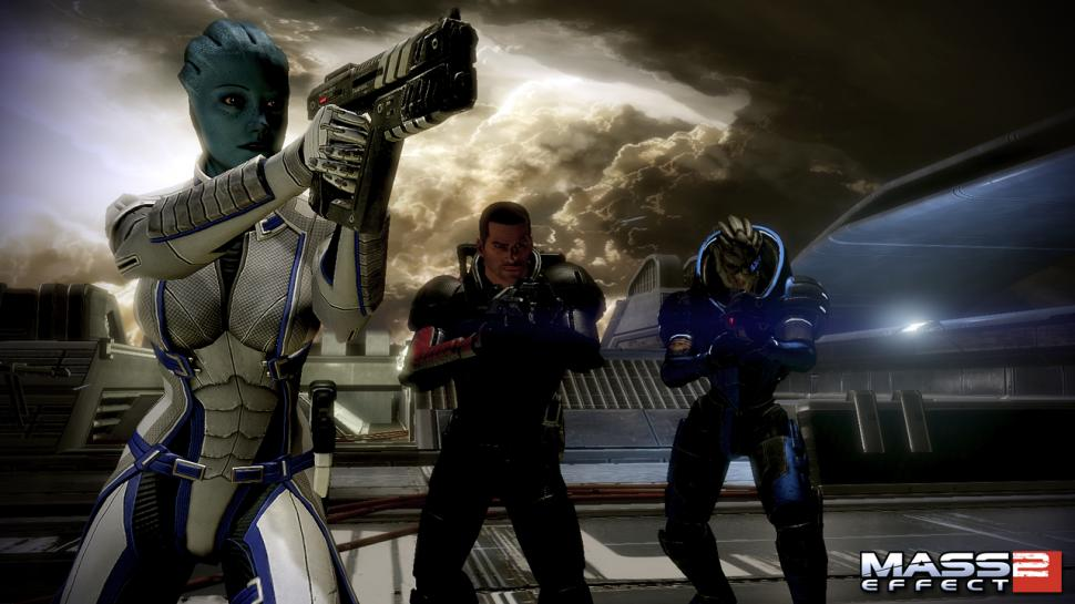Screenshots aus Mass Effect 2 (Xbox 360). Die PS3-Version erscheint am 20. Januar. (1)