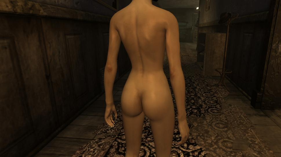 Fallout Nackt