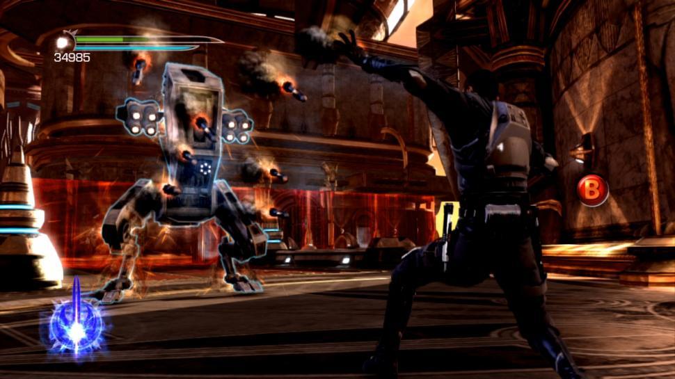 Star Wars The Force Unleashed 2 Im Test Für Ps3 Und Xbox 360