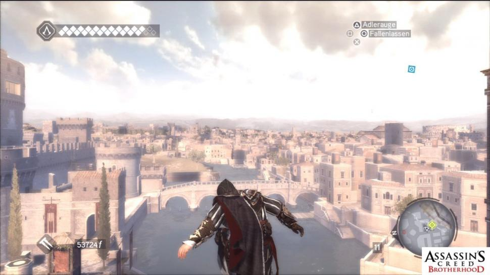 Assassin's Creed: Brotherhood: Weitsicht