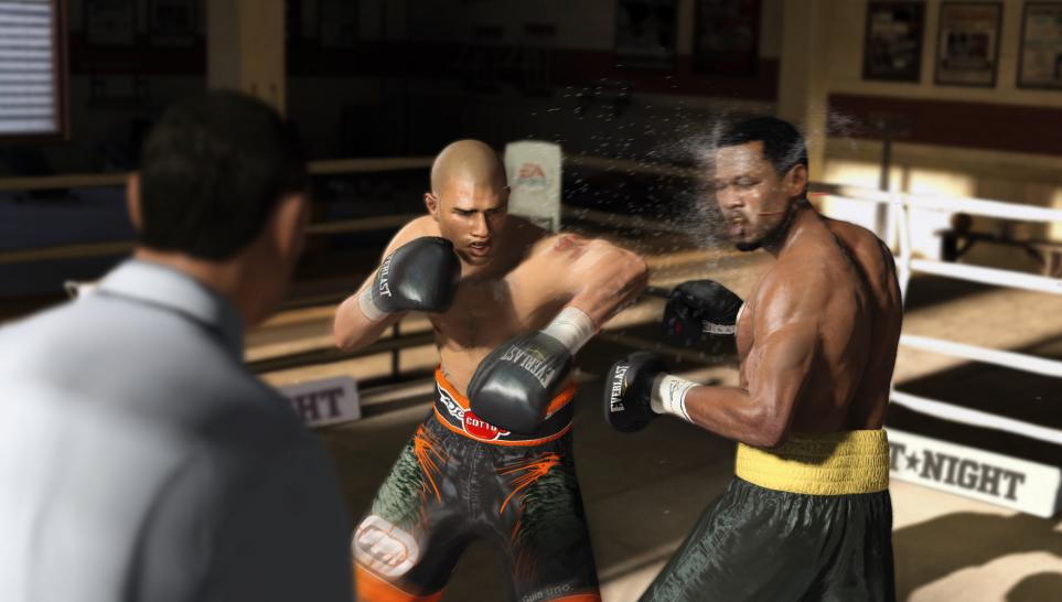 Publisher Electronic Arts zeigt ein neues Video zur kommenden Box-Simulation Fight Night Champion für PlayStation 3 und Xbox 360. (1)