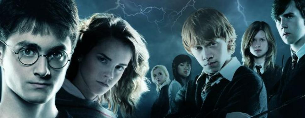 Harry Potter: Allegedly Talking Series for HBO Max