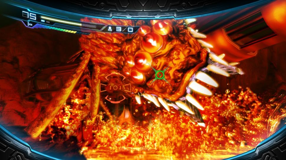Metroid - Bilder aus Metroid Other M (1)