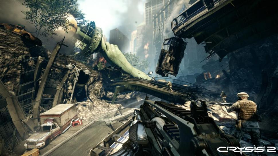 Aktuelle Screenshots zu Crysis 2. (1)