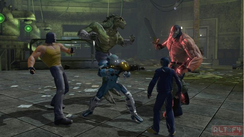DC Universe Online ist jetzt Free-2-Play. (1)