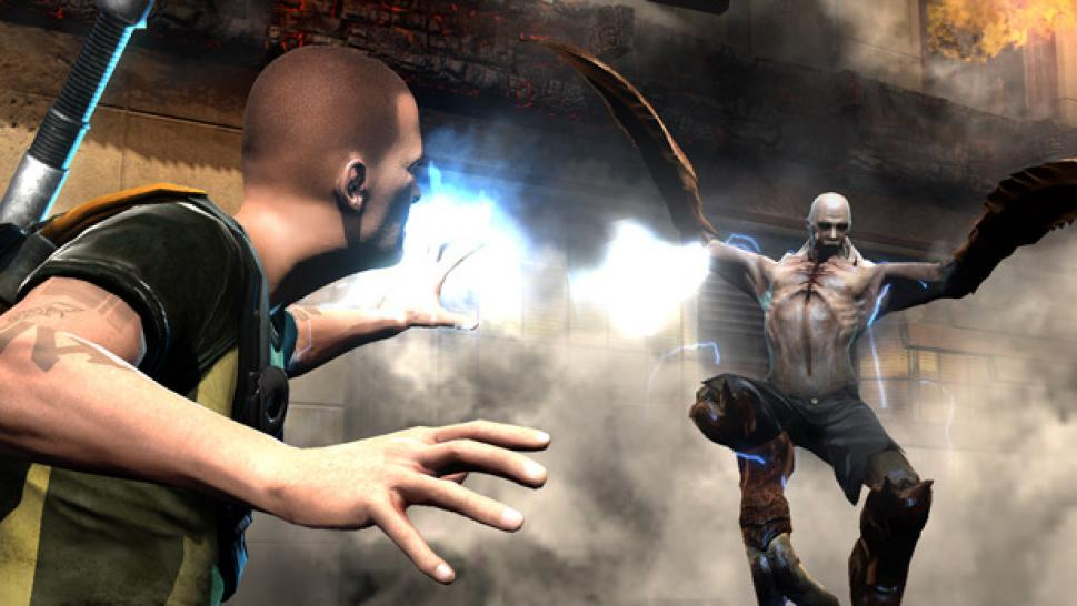 InFamous 2 - Neues Gameplay-Video