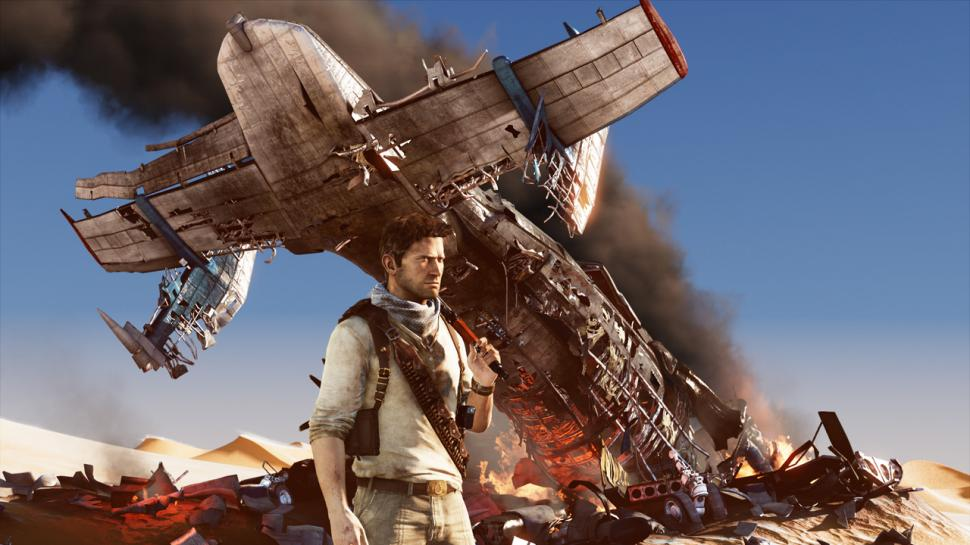 Uncharted 3: Drake's Deception (2)
