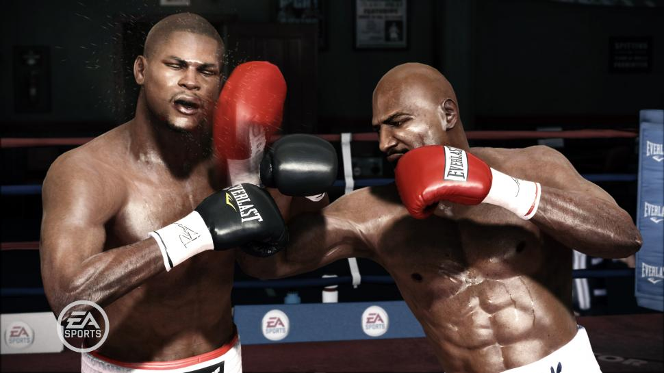 1. Fight Night Champion