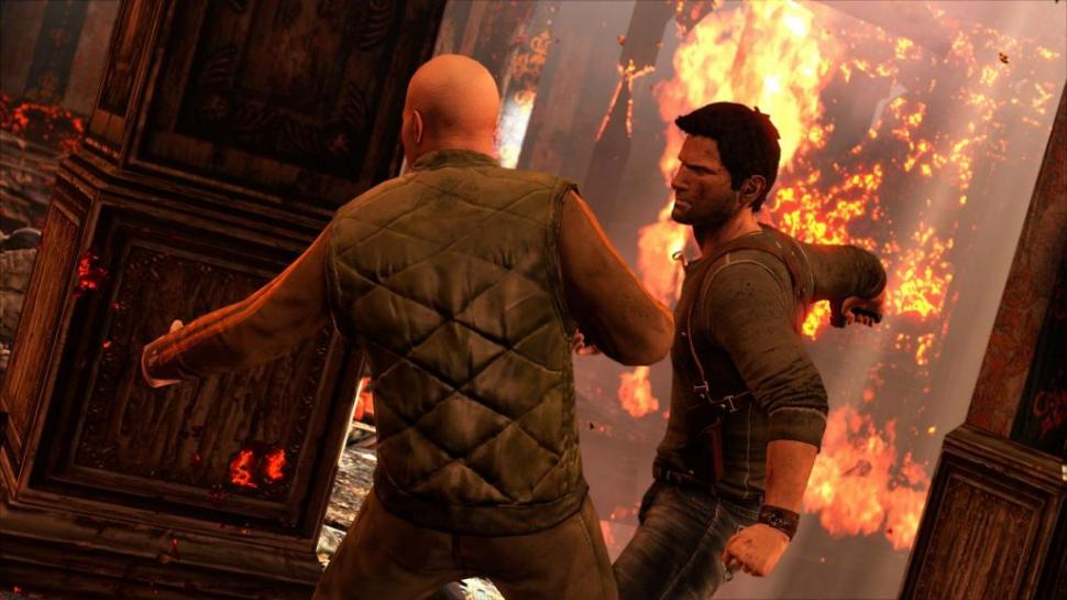 Uncharted 3: Drake's Deception (1)
