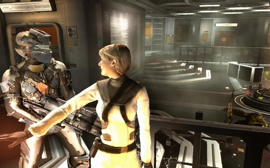 Dead Space 2 - Screenshots aus dem Horrorabenteuer (1)