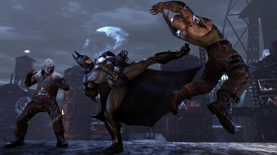 Batman: Arkham City  (1)