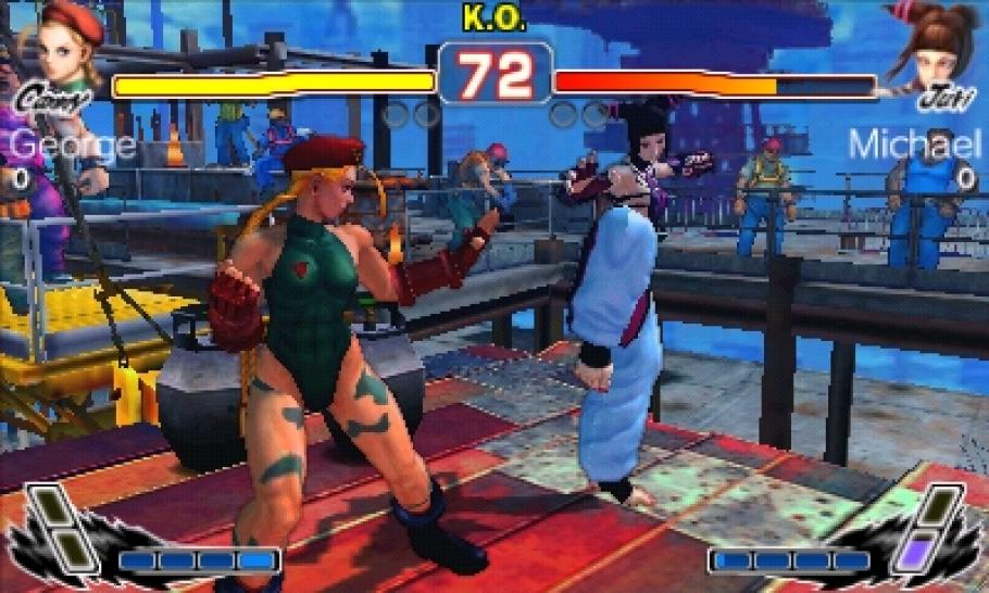 Super Street Fighter 4 3D Edition (1)