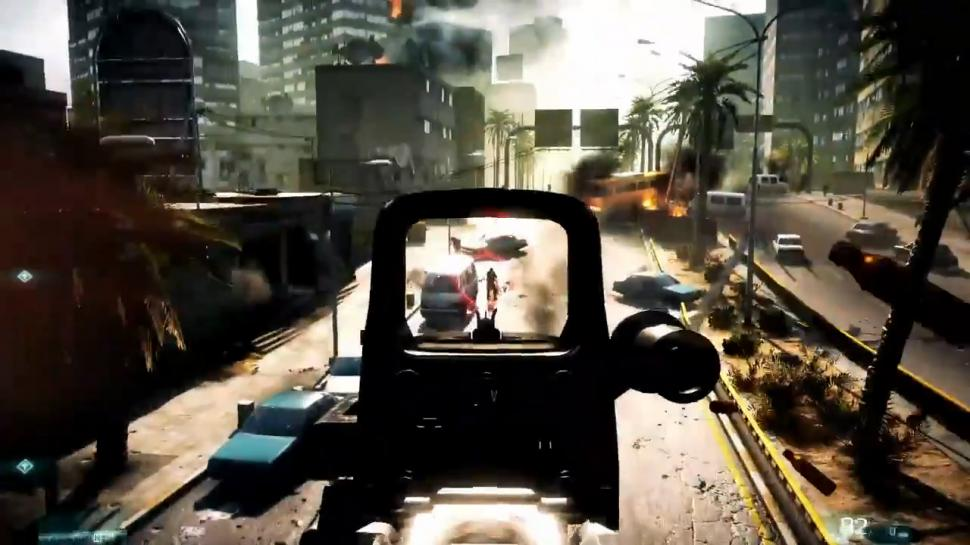 Battlefield 3 - Screenshots aus dem kommenden Call of Duty: Modern Warfare 3-Konkurrenten. (1)
