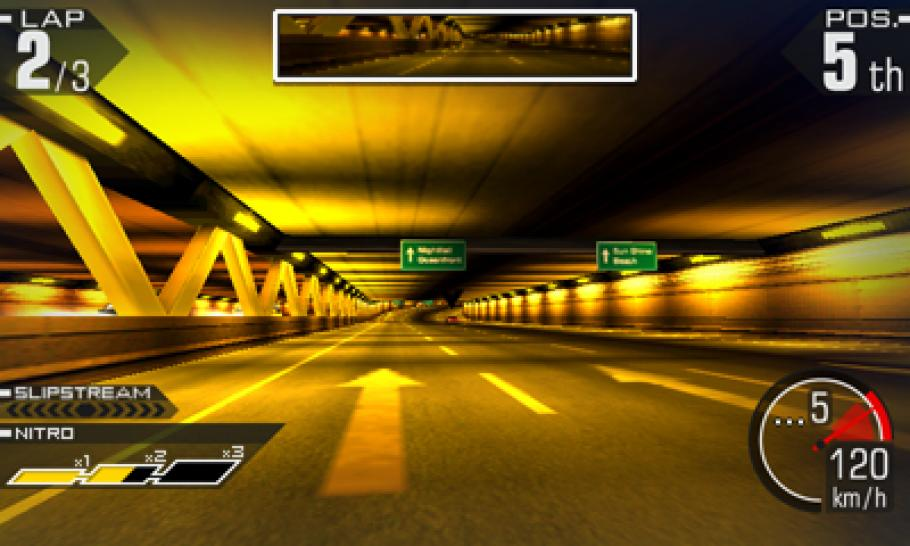 Ridge Racer 3DS - Neue Screenshots (1)