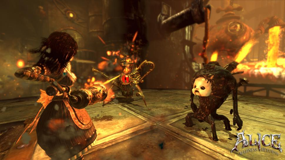Zu Alice: Madness Returns ist ein neues Gameplay-Video erschienen. (1)