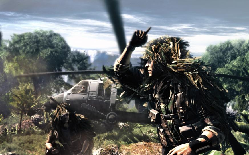 Sniper: Ghost Warrior - PS3 (1)