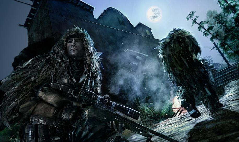 1. Sniper: Ghost Warrior