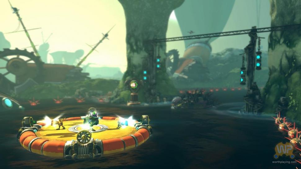 Ratchet & Clank: All 4 One - Neue HD Screenshots (2)