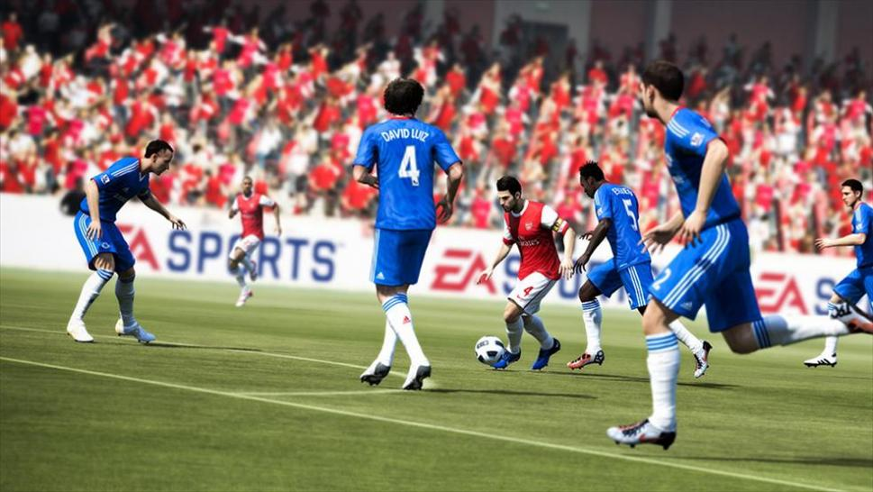 FIFA 12 - Screenshots aus dem neuen EA Sports-Kick (1)