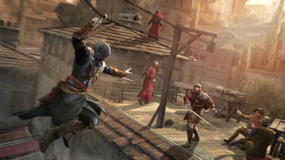 Assassin's Creed: Revelations - Release 15. November für PS3 und Xbox 360 (1)