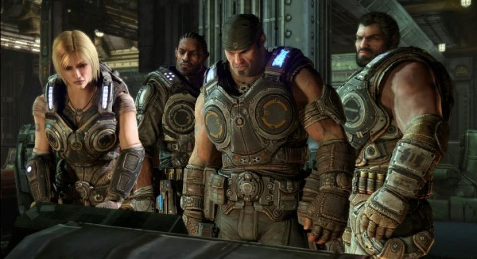 Gears of War 3 zeigt sich in einem neuen Multiplayer-Video. (1)