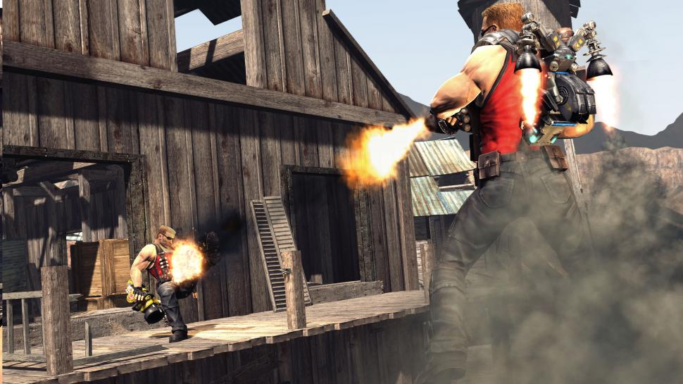 Duke Nukem Forever - Neue Screenshots (1)