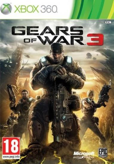 Gears of War 3 - PEGI-Version