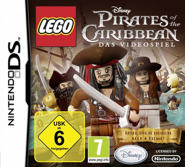 2. Lego Pirates of the Caribbean
