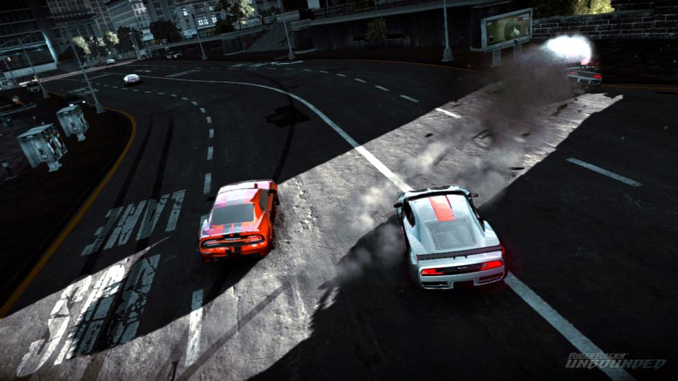 Ridge Racer: Ubounded - Frische Screenshots (1)