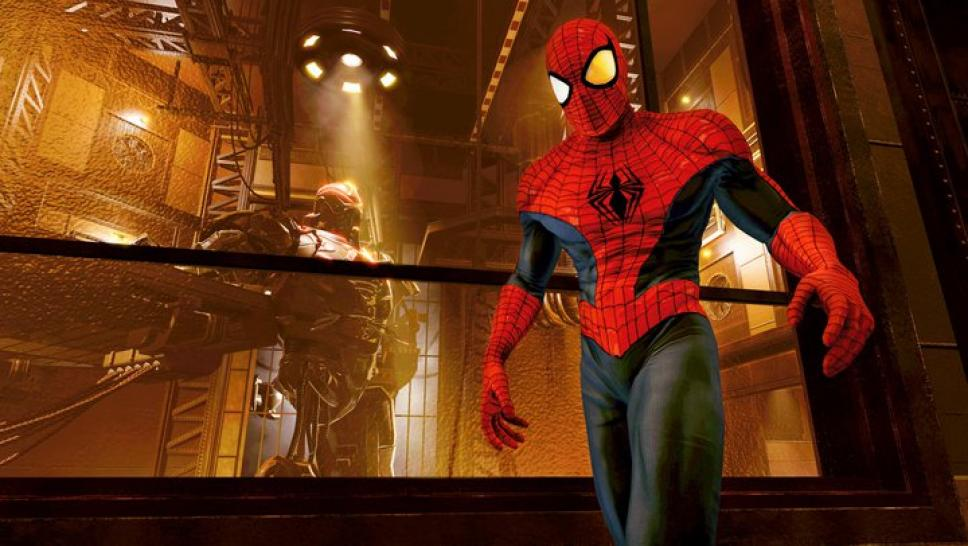 Spider-Man: Edge of Time (1)