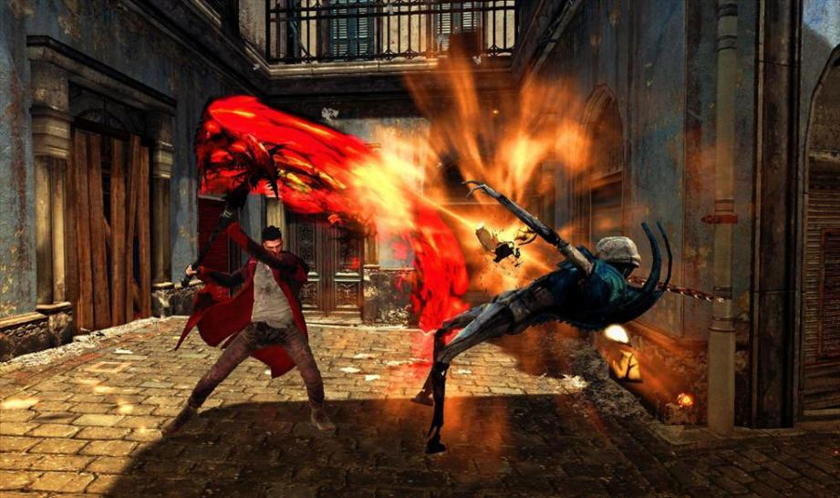 Devil May Cry - Kündigt Capcom bald eine HD-Collection zur Devil May Cry-Serie an?